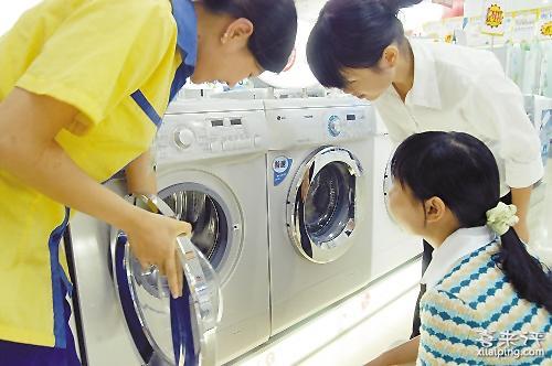 洗衣机选购指南,真是长姿势了