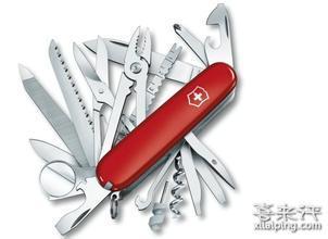 瑞士军刀与威戈军刀两个品牌到底是什么关系?