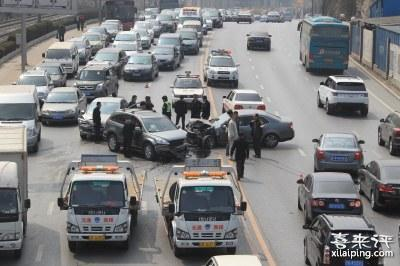 汽车出事故后第一个电话应该给谁打?新手该多学学