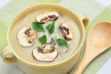 牛奶炖香菇的做法