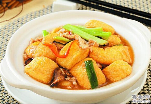 豆腐的做法大全家常版