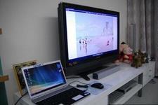 笔记本连接液晶电视和台式电脑显示器的方法
