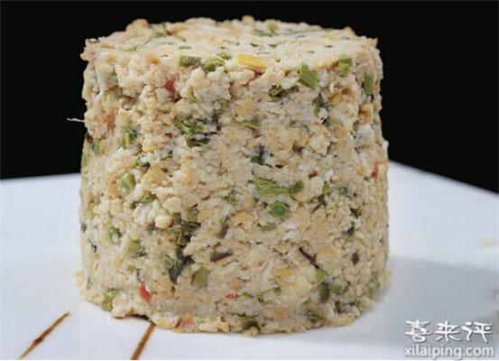 豆腐渣怎么吃