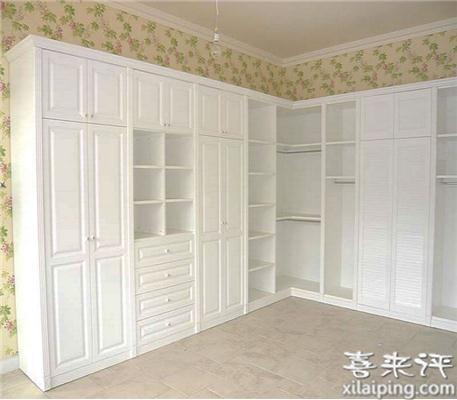 上海lex定做整体衣柜欧式移门衣橱开门壁橱衣帽间板式