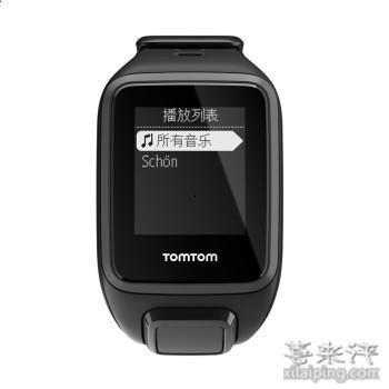 TomTom Spark Music GPS 运动手表