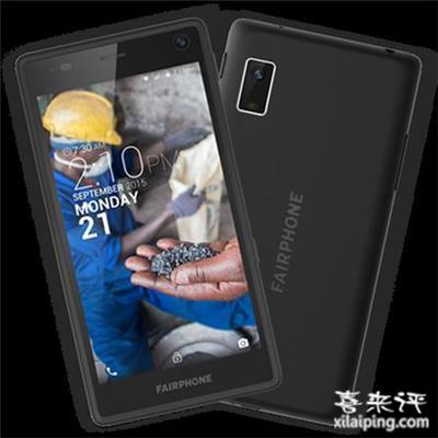 Fairphone 2 Black Matte 模块化智能手机