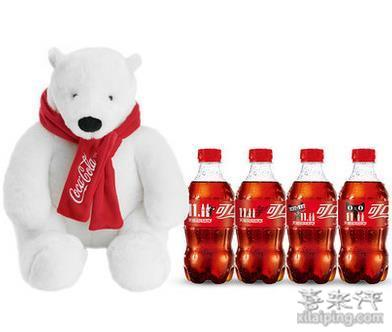 Coca Cola 可口可乐 2015双11天猫纪念瓶 饮料
