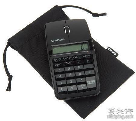 Canon 佳能 X Mark I Mouse 无线蓝牙鼠标+计算器