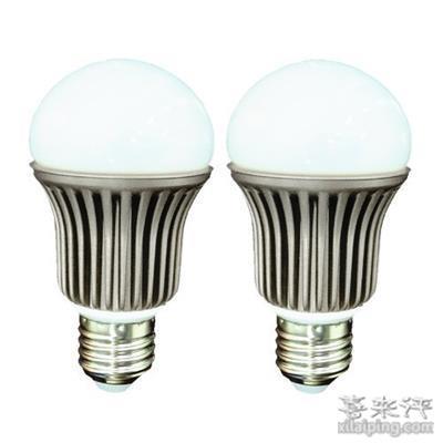 BYD 比亚迪 GL-06N LED灯泡 2只装(6.9W、E27螺口)