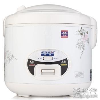 Peskoe 半球 CFXB40-10 电饭煲 4升