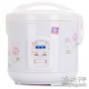 Peskoe 半球 CFXB20-10 电饭煲 2L