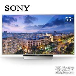 SONY 索尼 KD-55X8500D 55英寸 4K超高清 LED液晶电视