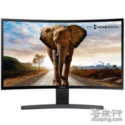 SAMSUNG 三星 S27E510C 27英寸LED背光曲面显示器