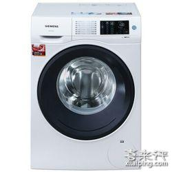西门子  XQG90-WM12U4C00W 9公斤 变频滚筒洗衣机