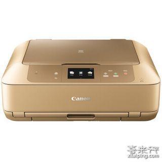 Canon 佳能 MG7780 香槟金色 单反照片一体机