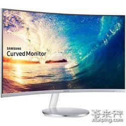 SAMSUNG 三星 C27F591F 27英寸曲面显示器